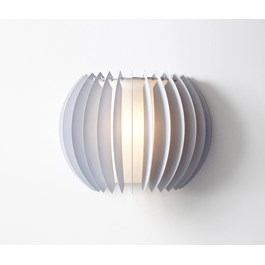 Orange Wall lamp
